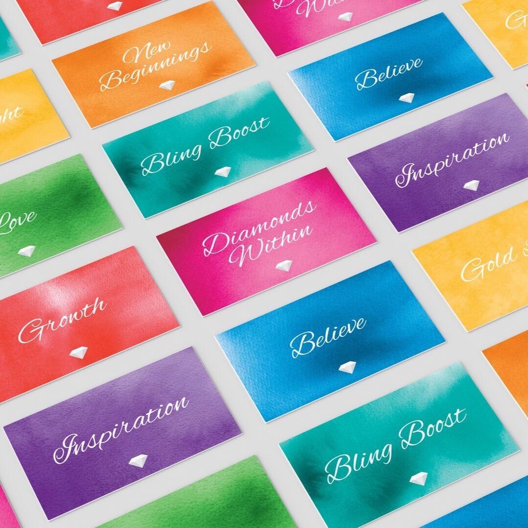 Bling Cards
